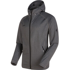Mammut Runbold ML Hooded Jacket Men black mélange